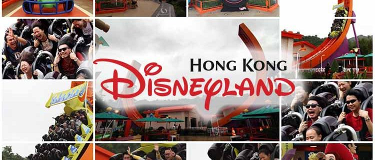 Hong Kong Disneyland Toy